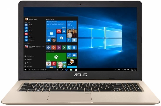 Test ASUS VivoBook Pro N850VD - laptop z GeForce GTX 1050 [1]
