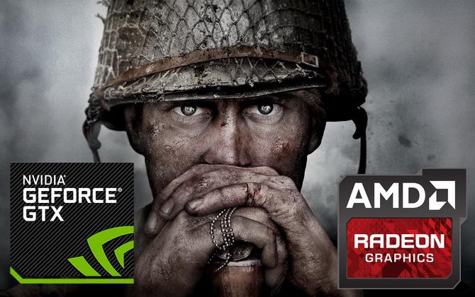 Test wydajności Call of Duty: WWII Dramat graczy i żołnierzy [nc2]