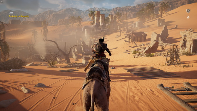 Recenzja Assassin's Creed: Origins PC - Seria wraca do formy [nc1]