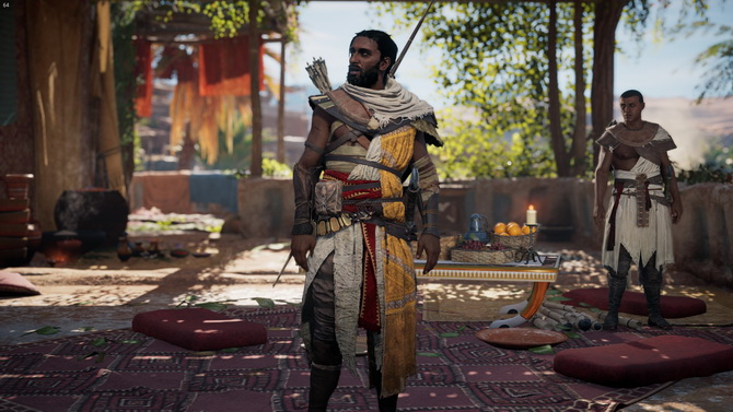 Recenzja Assassin's Creed: Origins PC - Seria wraca do formy [nc2]