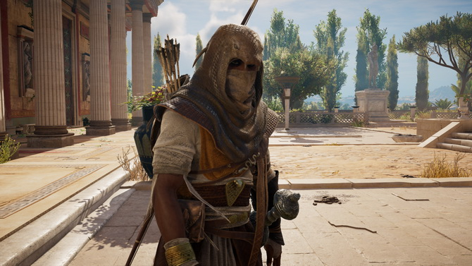 Recenzja Assassin's Creed: Origins PC - Seria wraca do formy [nc12]