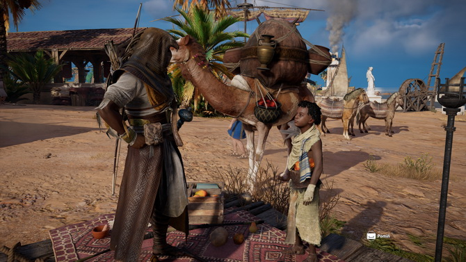 Recenzja Assassin's Creed: Origins PC - Seria wraca do formy [nc13]
