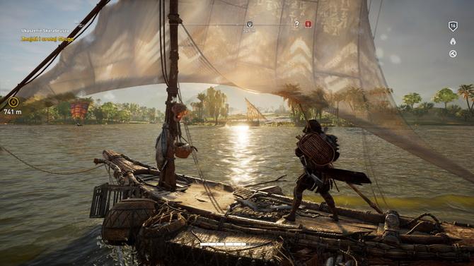Recenzja Assassin's Creed: Origins PC - Seria wraca do formy [nc19]