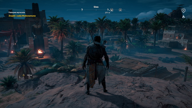 Recenzja Assassin's Creed: Origins PC - Seria wraca do formy [nc3]