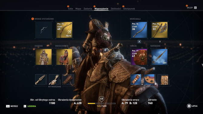 Recenzja Assassin's Creed: Origins PC - Seria wraca do formy [nc23]