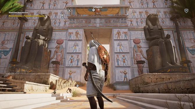 Recenzja Assassin's Creed: Origins PC - Seria wraca do formy [nc25]