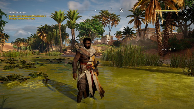 Recenzja Assassin's Creed: Origins PC - Seria wraca do formy [nc4]
