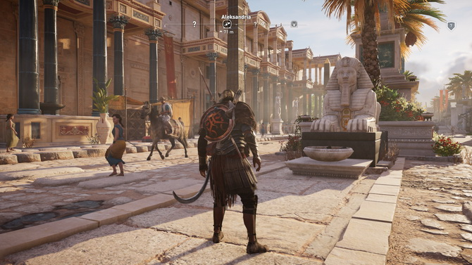 Recenzja Assassin's Creed: Origins PC - Seria wraca do formy [nc8]