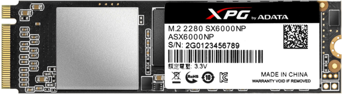 Test ADATA XPG SX6000 - Dysk SSD M.2 PCI-E w cenie SATA [2]