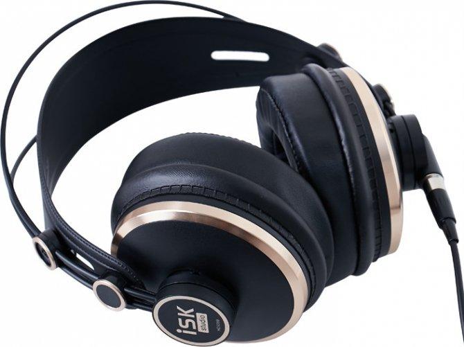 Test słuchawek ISK HD9999 - Znajomy wygląd i dobre brzmienie [8]