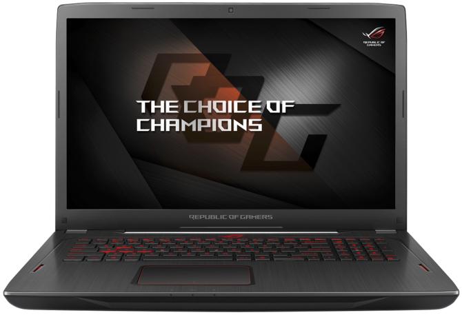 Test ASUS Strix GL702ZC Ryzen 7 1700 i RX 580... w laptopie! [62]