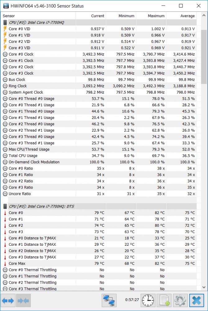 Test Acer Triton 700 - maluszek z GeForce GTX 1080 Max-Q [58]