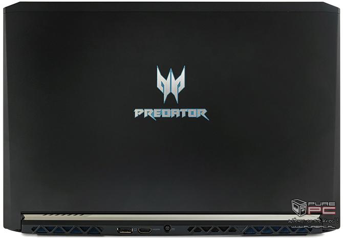 Test Acer Triton 700 - maluszek z GeForce GTX 1080 Max-Q [nc1]