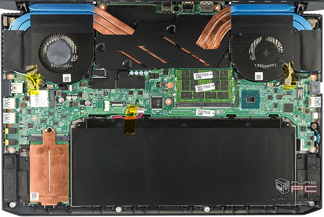 Test Acer Triton 700 - maluszek z GeForce GTX 1080 Max-Q [nc6]