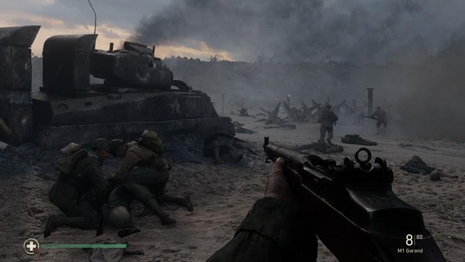 Recenzja Call of Duty WWII - Stare wraca, bo nowe już było [nc2]
