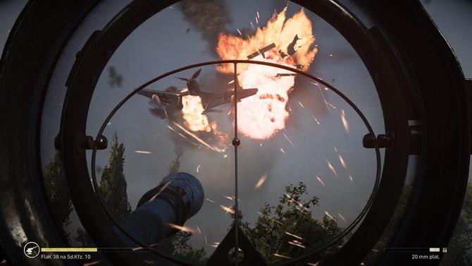 Recenzja Call of Duty WWII - Stare wraca, bo nowe już było [nc4]