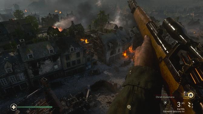 Recenzja Call of Duty WWII - Stare wraca, bo nowe już było [nc7]