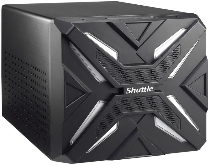 Shuttle XPC Cube SZ270R9 - test komputera typu barebone [3]