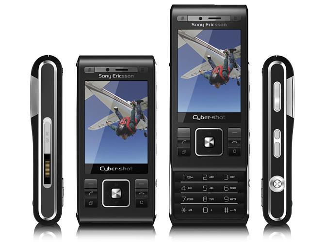 Sony Ericsson C905 - Jakie fotki robi telefon sprzed dekady? [1]