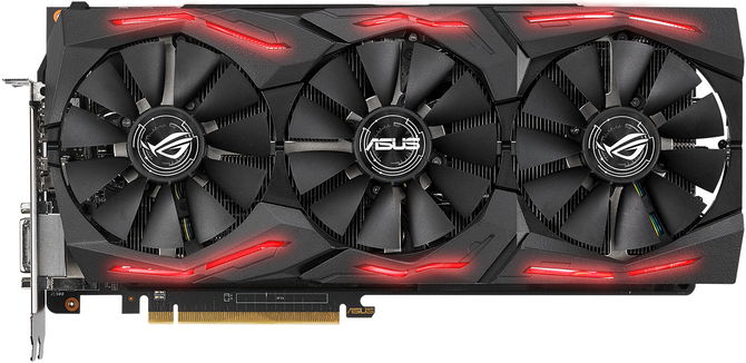 Test ASUS Radeon RX Vega 64 Strix Gaming OC - Red is bad? [2]
