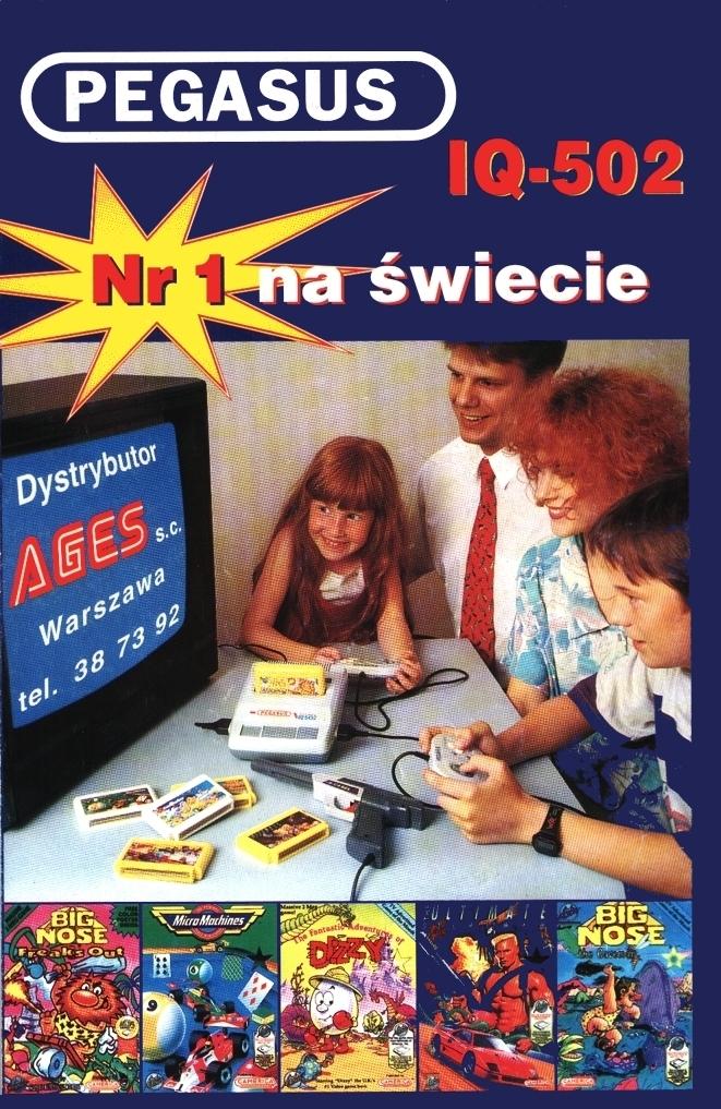 PureRetro: Historia Pegasusa, pirackiej wersji Nintendo NES [3]