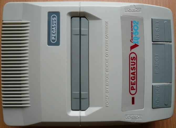PureRetro: Historia Pegasusa, pirackiej wersji Nintendo NES [9]