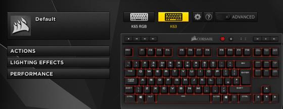 Corsair K63 test klawiatury mechanicznej za nieduże pieniądz [2]