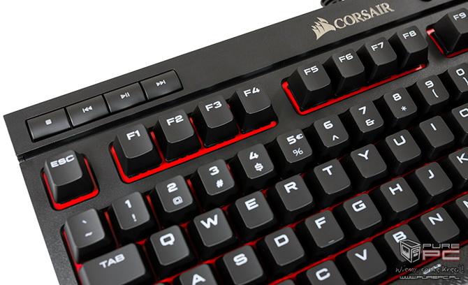 Corsair K63 test klawiatury mechanicznej za nieduże pieniądz [nc5]
