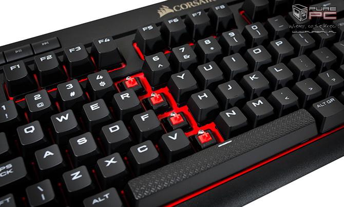 Corsair K63 test klawiatury mechanicznej za nieduże pieniądz [nc6]