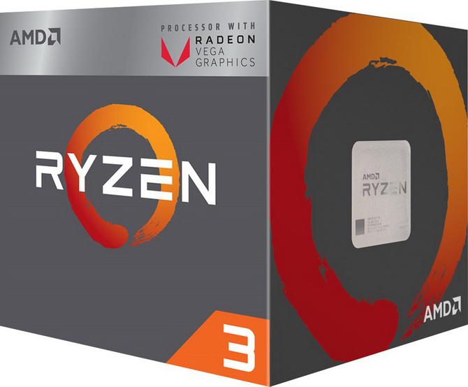 Test AMD Ryzen 3 2200G - Najtańsze APU z układem Radeon Vega [3]