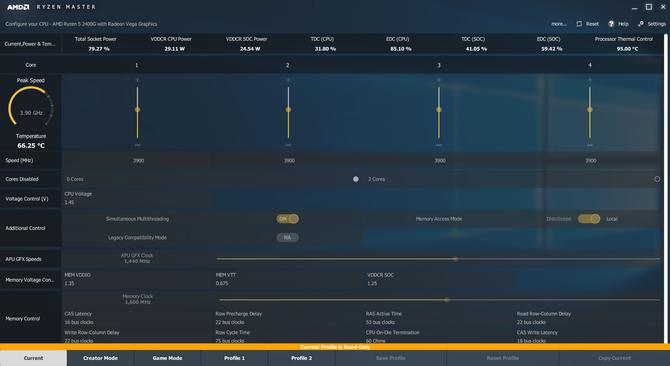 Test AMD Ryzen 5 2400G Raven Ridge Zen i Vega w jednym ciele [nc4]