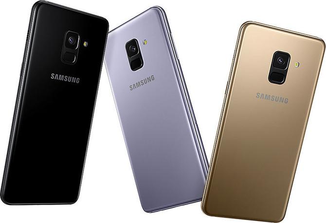 Test smartfona Samsung Galaxy A8 - Więcej niż średniak? [20]