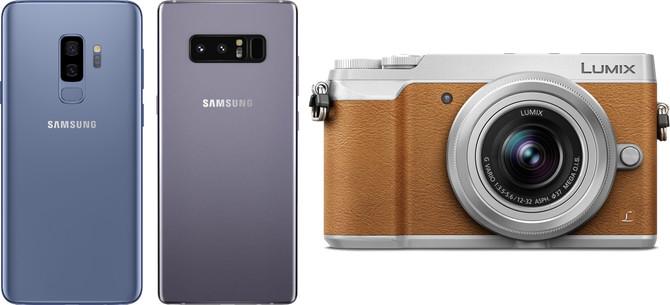 Samsung Galaxy S9+ vs. bezlusterkowiec - test aparatu [1]