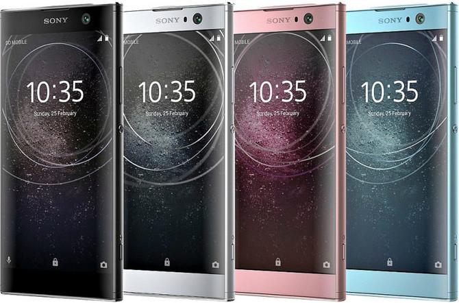 Test smartfona Sony Xperia XA2 - Średniak po japońsku [10]