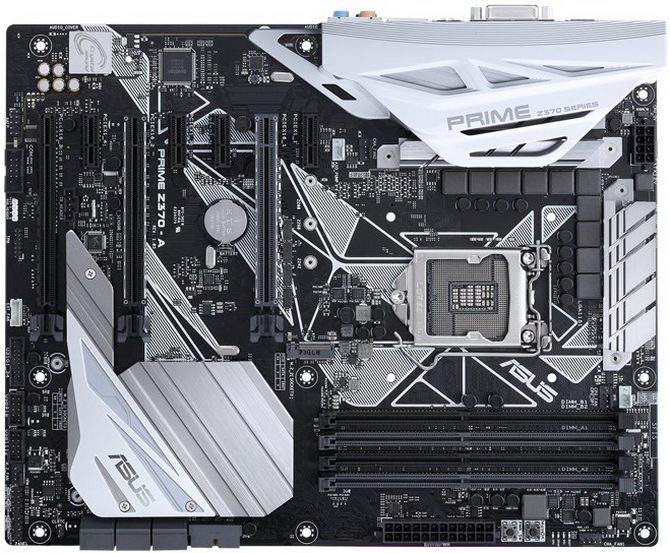 Test ASUS Prime Z370-A - Tańsza wersja Strix Z370-F Gaming [2]