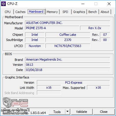 Test ASUS Prime Z370-A - Tańsza wersja Strix Z370-F Gaming [27]