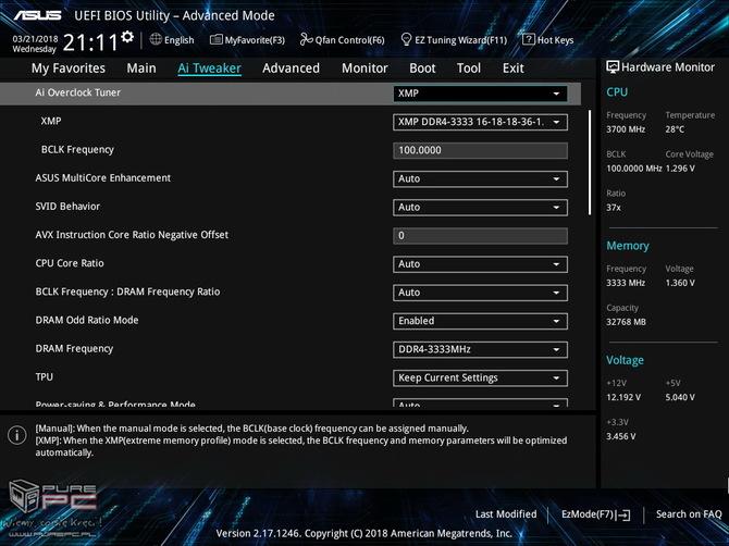 Test ASUS Prime Z370-A - Tańsza wersja Strix Z370-F Gaming [10]