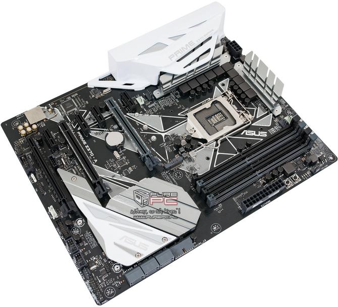 Test ASUS Prime Z370-A - Tańsza wersja Strix Z370-F Gaming [nc2]