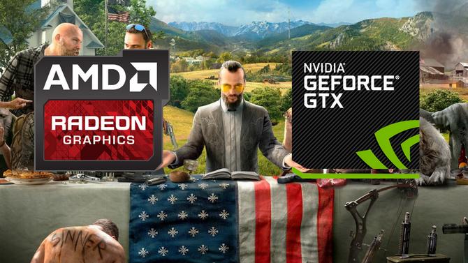 Test wydajności Far Cry 5 PC Wymagania adekwatne do grafiki [3]