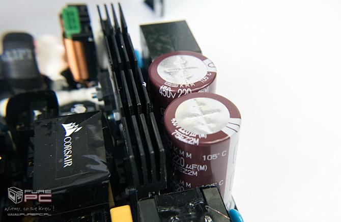 Test zasilacza Corsair TX550M 550W wydajny, cichy i niedrogi [nc14]