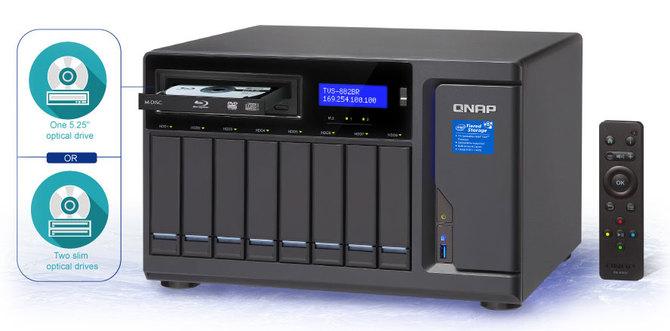 Test QNAP TVS-882BR - Ośmiodyskowy NAS z Intel Core i5 [15]