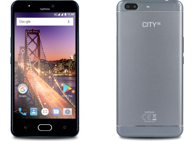 Test smartfona myPhone City XL - Telefon dla Kowalskiego? [2]