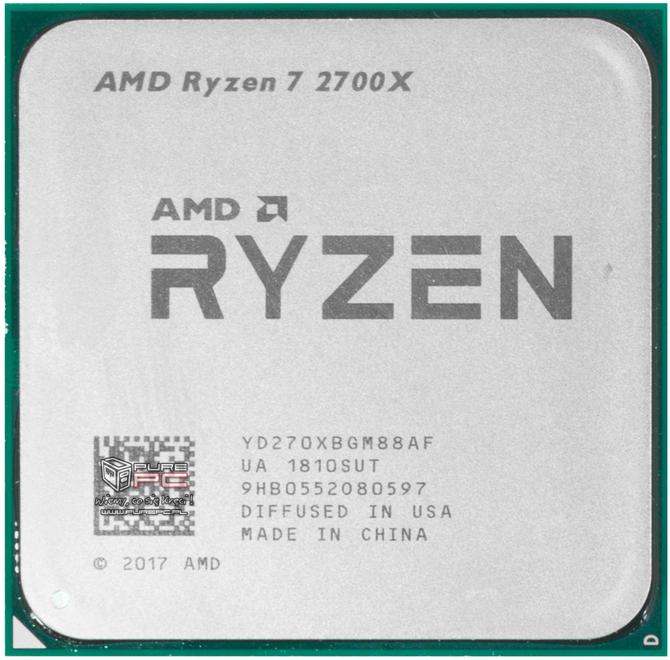 Test procesorów AMD Ryzen 7 2700X vs Intel Core i7-8700K [7]