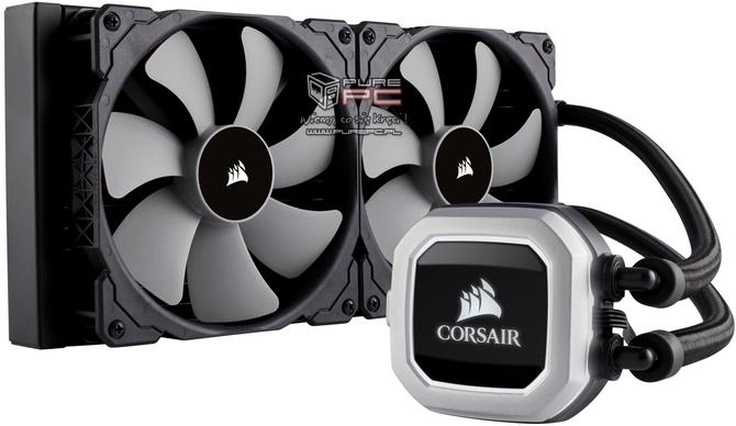 Corsair H115i PRO RGB & Corsair H60 - Test systemów chłodzen [nc9]