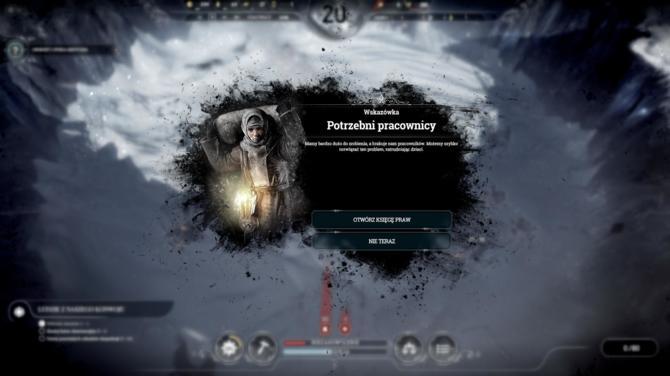 Recenzja gry Frostpunk świetna postapokaliptyczna strategia  [4]