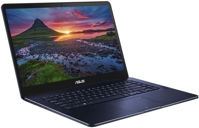 Test ASUS Zenbook Pro UX550VD - ultrabook z GeForce GTX 1050 [1]
