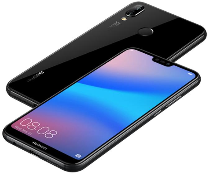 Test smartfona Huawei P20 Lite - Średniak, ale z charakterem [12]
