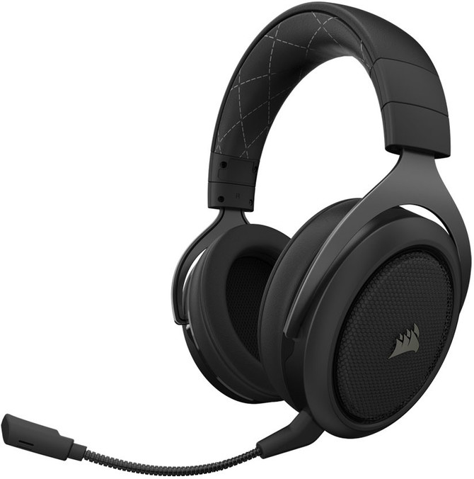 Test headsetu Corsair HS70 Wireless – O urokach braku kabli [9]