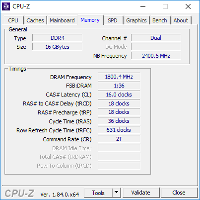 Test pamięci DDR4 Patriot Viper RGB 3600 MHz CL16 - Szybciej [3]