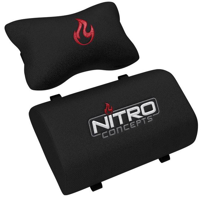 Test fotela Nitro Concepts S300 - Czy gaming może być tani? [nc12]